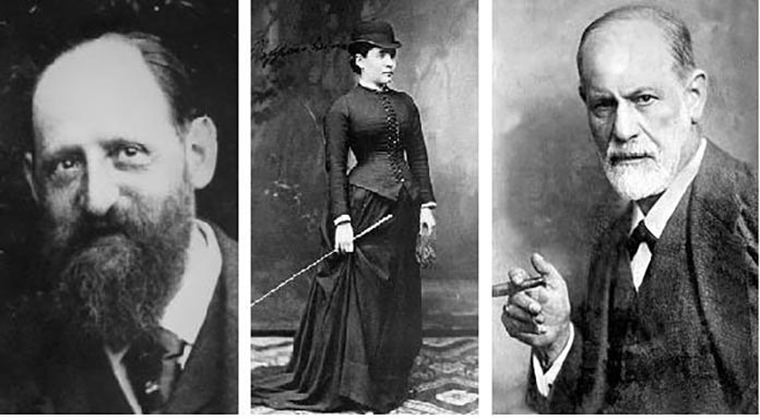 Breur, Anna O. and Freud