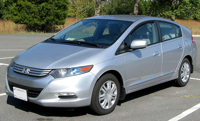 Honda Insight Hatchback 2012