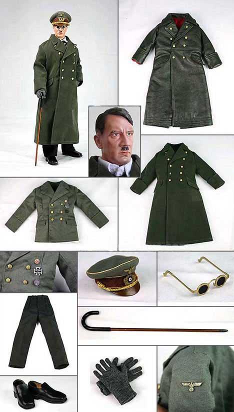 Hitler's Action Figure / Doll
