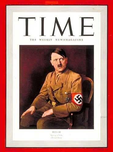 Time Magazine - Hitler