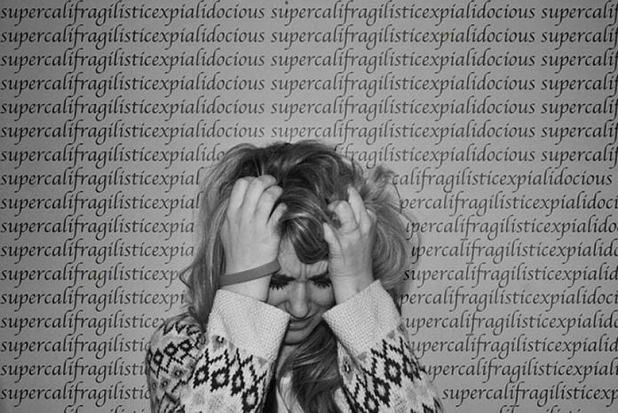 Hippopotomonstrosesquipedaliophobia - Fear Of Long Words - Phobias