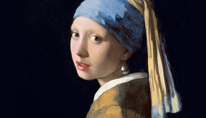 Girl with a Pearl Earring - Meisje met de parel