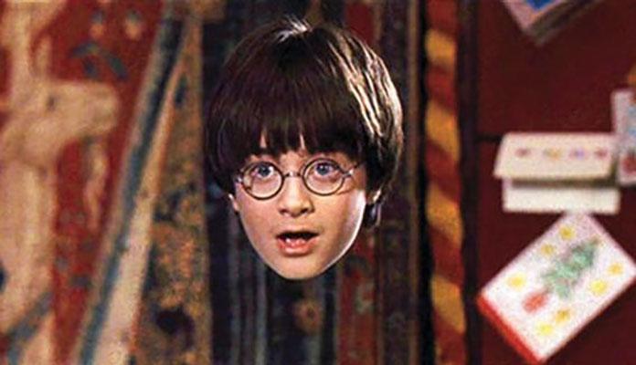 Harry Potter's Invisibility Cloak