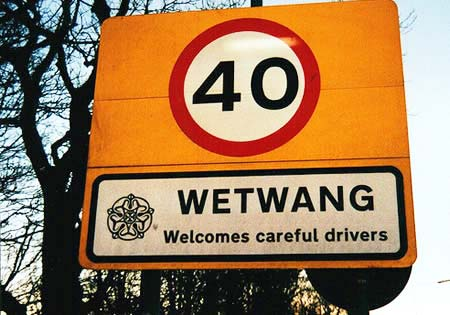 Wetwang, UK